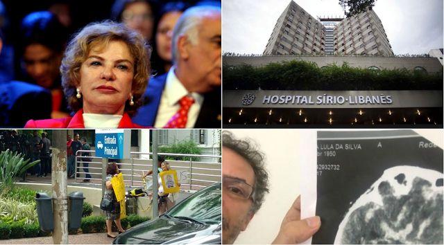"""Além d'Arena: Neurocirurgião, sobre AVC de ex-primeira dama: """"Te..."""