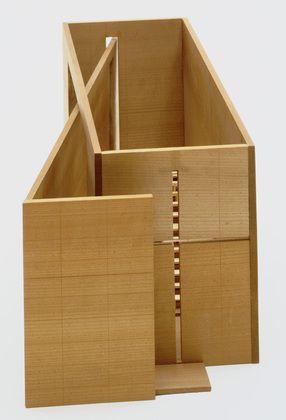 MoMA | The Collection | Tadao Ando. Church of the Light, Ibaraki, Osaka, Japan. 1984-89