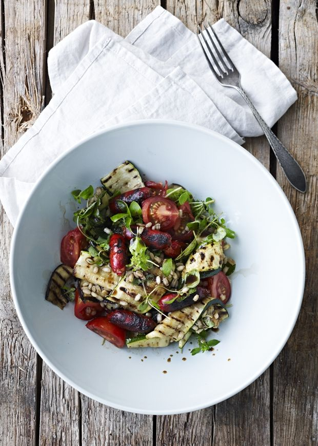 Opskrift på ratatouille salat