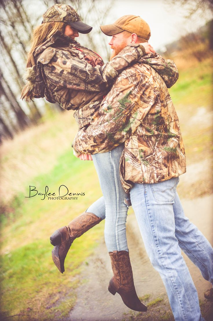 I def want fancy classy engagement pics too but camo cute ones would be so fun! And look cute framed in the house