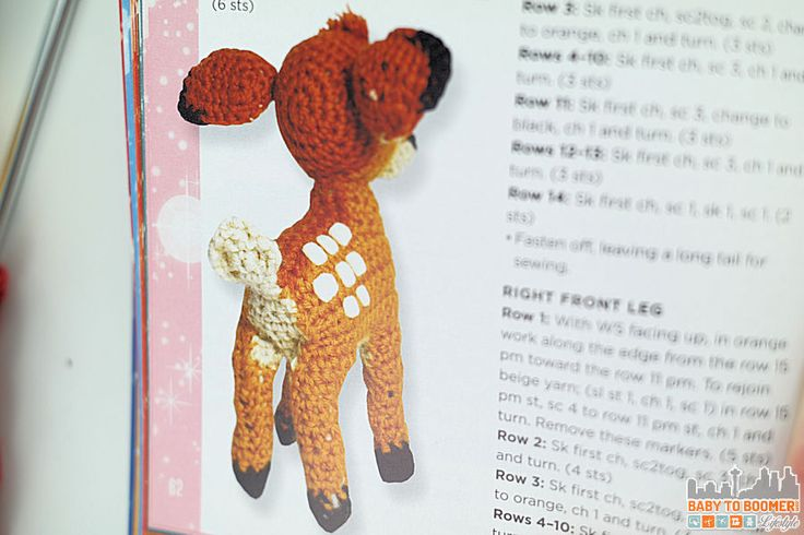 Free Crochet Patterns Disney Characters : Classic Disney Crochet Patterns and Kit - 12 Characters ...