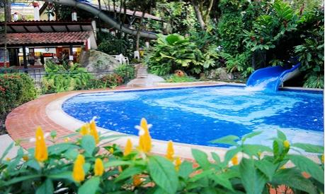 Aguas Termales de Rivera Comfamiliar, Neiva, Huila, Colombia