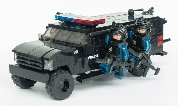 lego swat team - Google Search