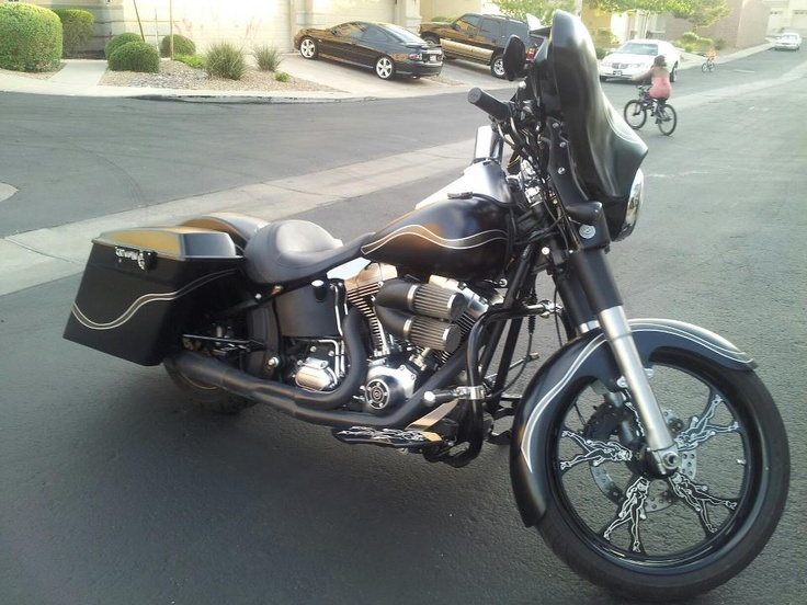 Bad Dad | Custom Bagger Parts for Your Bagger | Customer Bikes