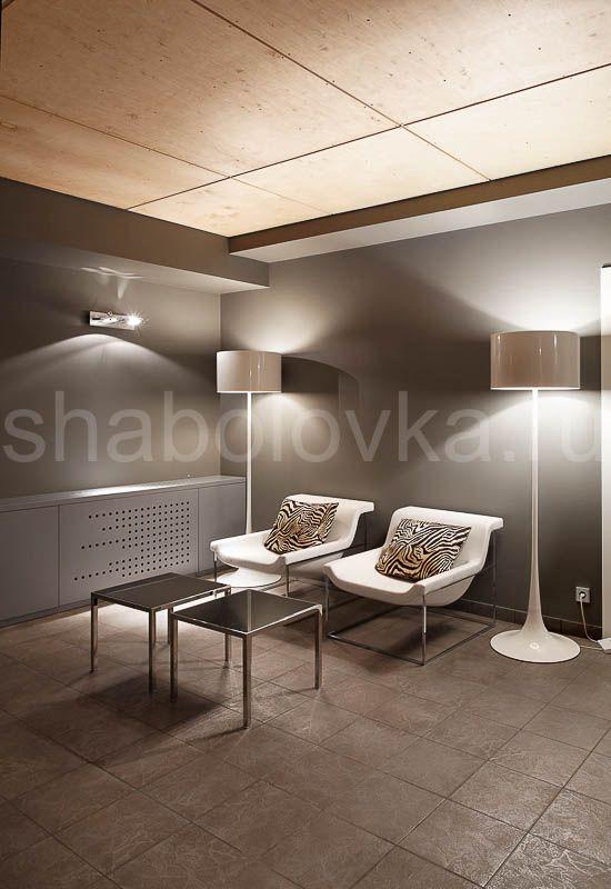 комната отдыха - интерьер в современном стиле  Архитектурное бюро Шаболовка