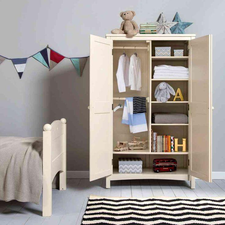 Lemari pakaian Anak Sederhana - Toko Mebel Jepara Online Furniture minimalis terbaru
