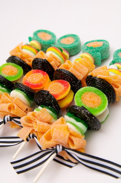 Halloween Candy Skewer from Sweets Indeed