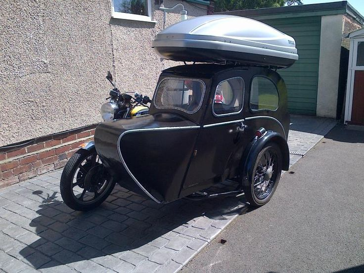 photos of your sidecars | BritBike Sidecar Forum | BritBike Forum