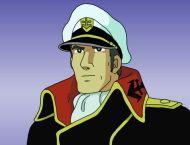 Star Blazers Captain | 地球防衛軍アンドロメダ・主力戦艦・空母・巡洋艦 ...