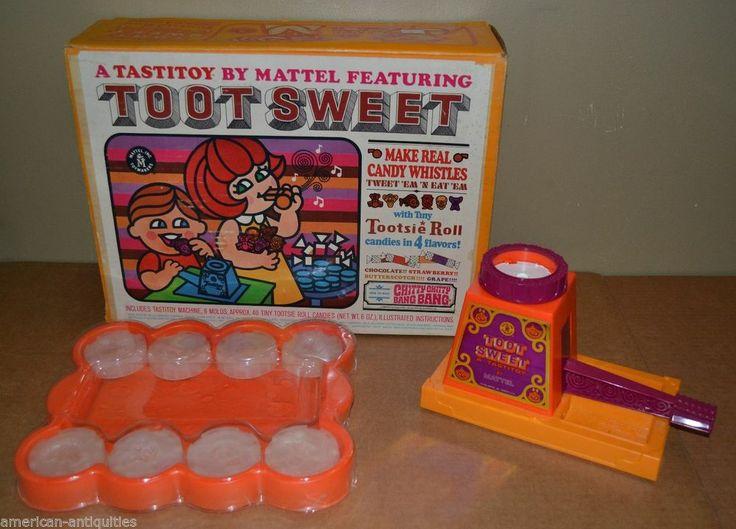 toot sweet tootsie roll machine