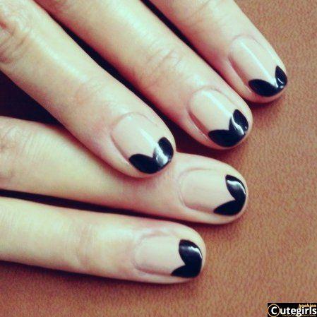 easy nail types  basic nail artwork layout strategies in