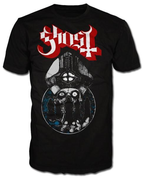 The warrior tee is here to stay find this pin and more on ghost band merch