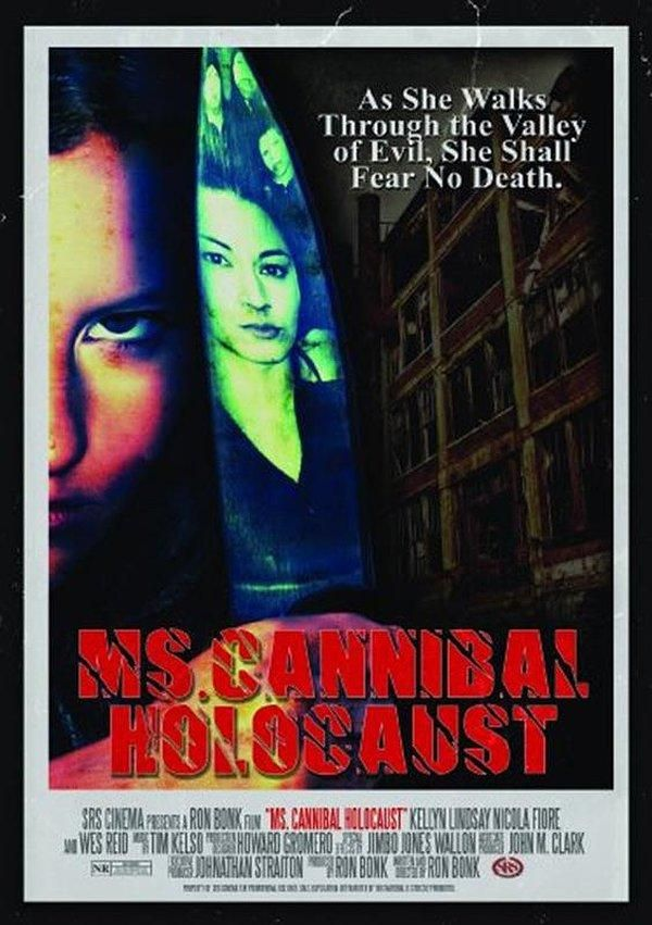 Ms. Cannibal Holocaust (Video 2012)