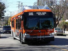 LACMTA Metro Local NFI-XN40-LFW CNG Cleaned Compressed Natural Gas New Flyer Industries Low Floor Wide Excelsior Transit Bus Number 5975 Control Reference ID Run Trip Number Code 2 Route 181 Eastbound Colorado Blvd. to Sierra Madre Villa Gold Line Station | by RaymondYu
