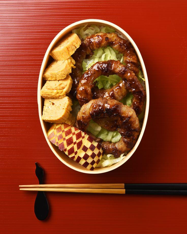 トンデリング弁当 / Pork-Wrapped Onion Rings Bento お弁当を作ったら #edit_jp で投稿してね!