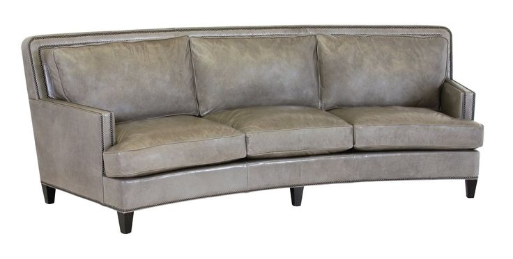 Best 25 curved sofa ideas on pinterest curved couch for Semi classic sofa