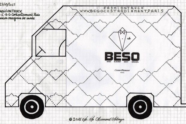 B-E-S-O-FashionTruck, Crowdfunding is a democratic way to support the fundraising needs of your community. Make a contribution today !