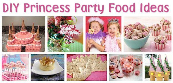 35 DIY Princess Party Ideas   All About Family Crafts
