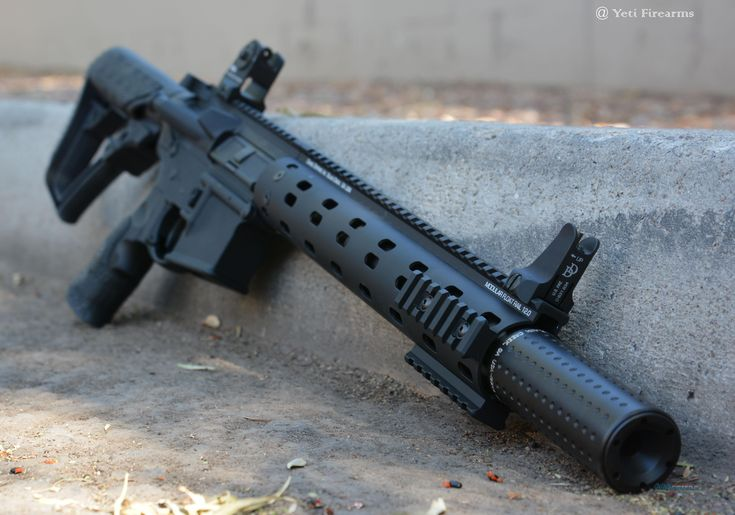 Daniel Defense M4 ISR 300 Blackout NFA AR-15 DD Guns > Rifles > Class