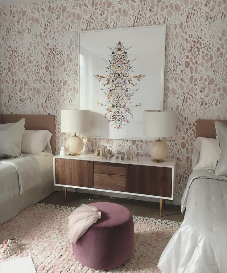 How dreamy is this bedroom by studiodb
