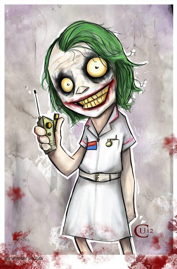 New Joker for NYCC by Uminga