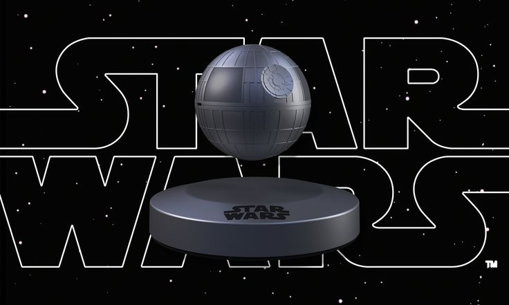 There's only one way christmas this year could be any more exciting, and that's if you had preordered the new levitating speaker from Plox! Shaped like the Death Star and with crisp, clear sound quality, units are pre-selling fast, so don't miss out.