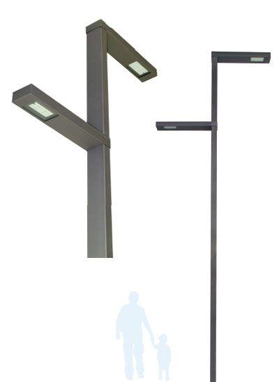 LUMILINE :: SONERES LED BY DREAMS – Iluminação pública a LED :: #iluminacaopublica #lightingdesign