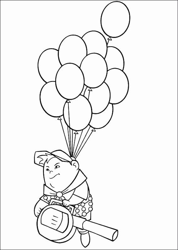 Up House Coloring Page Beautiful Free Printable Disney Pixar Up Papercraft Russell Free Coloring Pages Disney Coloring Pages Disney Princess Coloring Pages