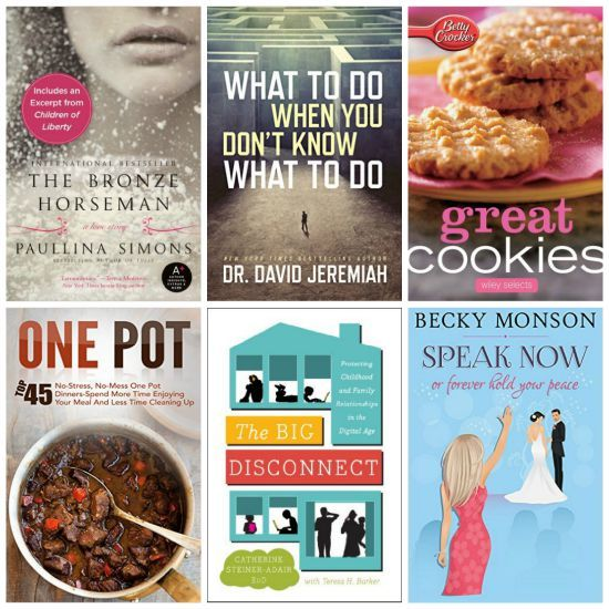 Free Kindle Books, Free K-Cups, Madden NFL 16 $39.99, Baby Deals and More