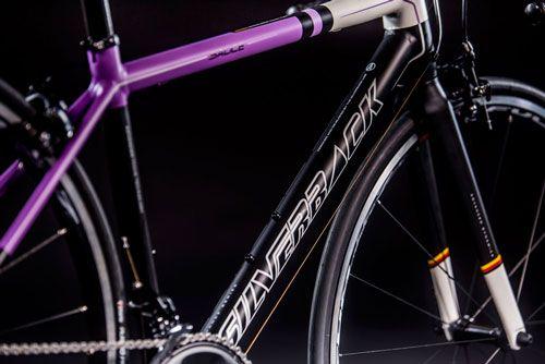 Our ladies specific SIABLO COMP road bike. #silverbacklab #teamsilverback #silverback #silverback2015 #silverbacktechnologies #eurobike2014 #eurobikeaward — in Stuttgart, Germany.