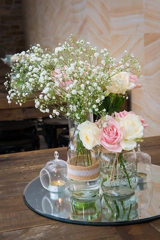Best ideas about inexpensive wedding centerpieces on