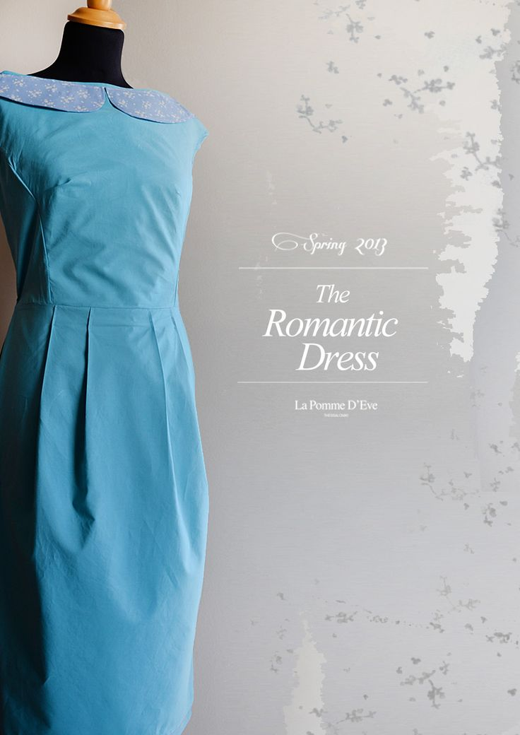 La Pomme Deve Romantic Dress Spring 2013 La Pomme D 39 Eve Fashion Pinterest Dress Designs