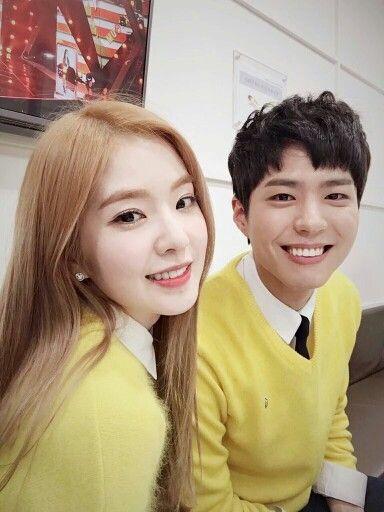 Irene & Park Bo Gum
