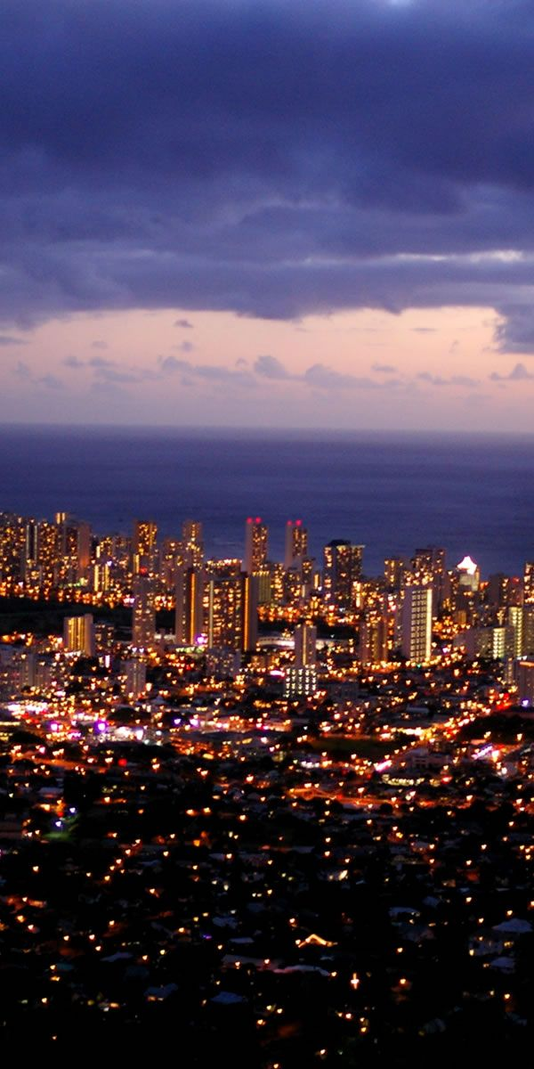 A Night View