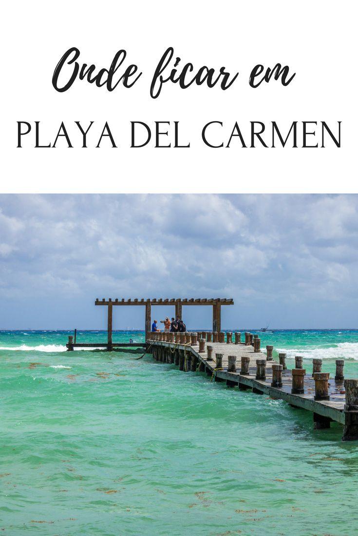Onde ficar em Playa del Carmen, no México