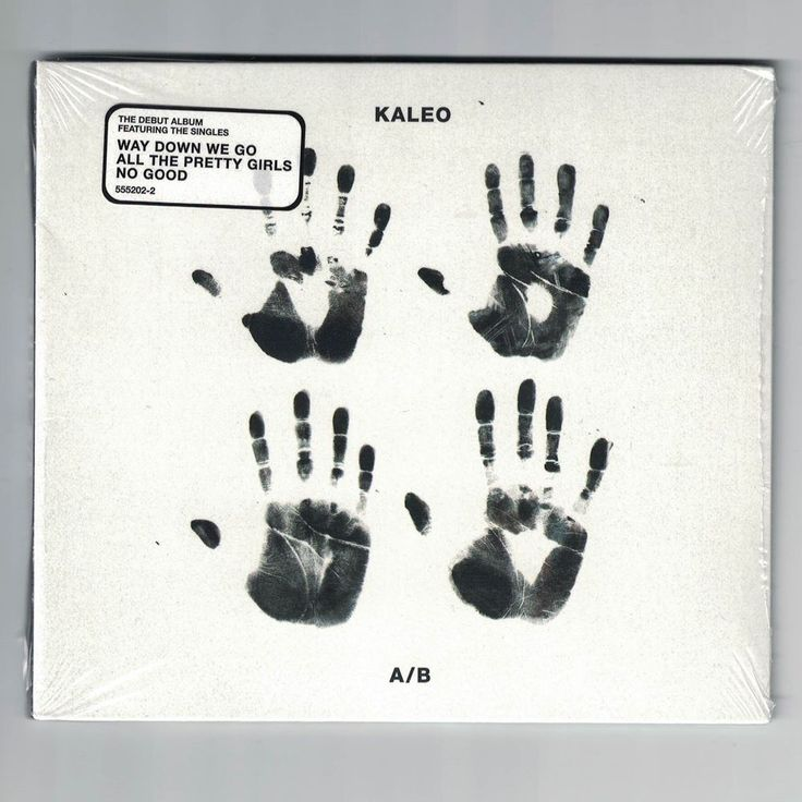 KALEO  A/B NEW CD sealled