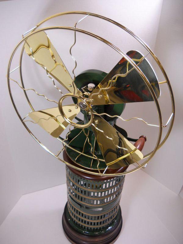 Jost Stirling engine Fan circa 1910