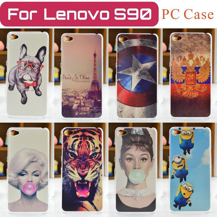 Cheap Phone Bags & Cases, Buy Directly from China Suppliers:	>>> Colored Painting Case FOR Lenovo S90 <<<	  	Material: Quality PC	  	Each hole