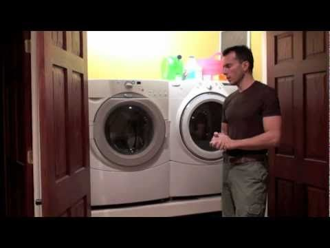 Front load washer odor and how YOU can fix it YOURSELF with the Washer Fan™ Breeze™ | Smelly Laundry?Washer Odor? | Permanently Eliminate or Prevent Washer & Laundry Odor with Washer Fan™ Breeze™ | http://WasherFan.com |  #WasherOdor#SWS #Laundry