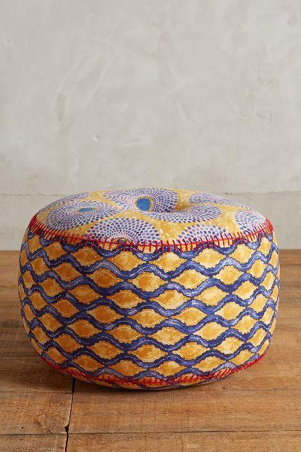 444 Best Images About Poufs On Pinterest Floor Cushions