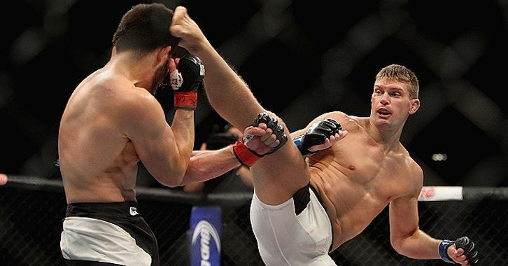 Upcoming Welterweight Title Challenger Stephen Wonderboy Thompson says that fighting Georges Saint-Pierre would be a worst fight for him.  What part of George St-Pierres overall elite MMA skills do MMA fans think would be the hardest thing for Stephen Thompson to actually deal with if they were to actually fight at some point in time?  http://ift.tt/2h35XMu  #mma news #ufc news #bjj #bjjgirls #love #instagood #mmahypewatch #conormcgregor #rondarousey #ronda rousey #boxing #taekwondo #silat…