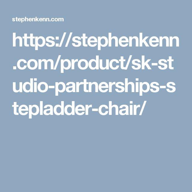 https://stephenkenn.com/product/sk-studio-partnerships-stepladder-chair/