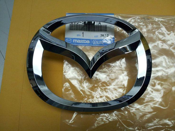 Cool Mazda 2017: 2007 2008 2009 2010 2011 2012 2013 Mazda 3 4dr / 5dr front grill emblem oem new Check more at https://24go.cf/2017/mazda-2017-2007-2008-2009-2010-2011-2012-2013-mazda-3-4dr-5dr-front-grill-emblem-oem-new/