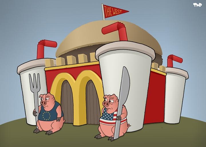 Food crisis? What food crisis?