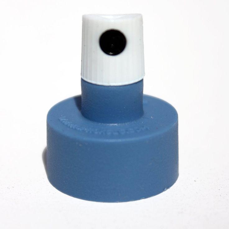 Uprok Rustoleum Adapter Cap - Graffiti Art Spray Paint Adaptor Set 5ct + 5 NY Fat Caps