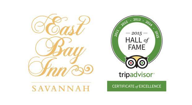 """East Bay Inn Receives TripAdvisor's """"Hall of Fame"""" Award"""