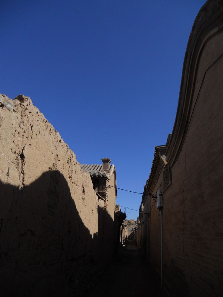 Nuanquan Hebei , Ancient Towns of China