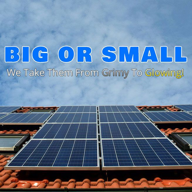 Idaho Solar Panel Cleaning Yes Solar Panels Solar Solar Panel Efficiency