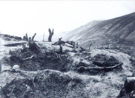 Ύψωμα 731: Οι Θερμοπύλες που δεν έπεσαν