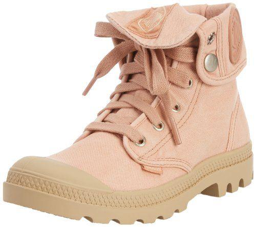 Palladium Baggy, Damen Stiefel & Stiefeletten, Pink (Salmon Pink/Putty 670), 42 EU (8 Damen UK) - http://uhr.haus/palladium/42-eu-palladium-baggy-damen-stiefel-stiefeletten-3